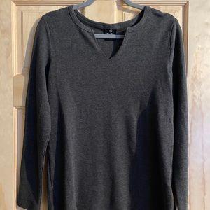 Wind river light long sleeve sweater